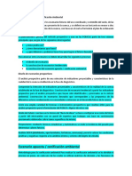 Estudiar Fase de Prospectiva y Zonificación Ambiental