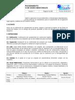 Pr-pd-001 Producción de Gases Medicinales