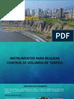 Instrumentos Realizar Conteos- Zuta