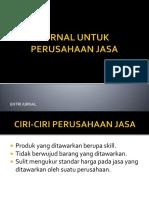 1. SIKLUS AKUNTANSI PERUSAHAAN JASA (Pengenalan Jurnal).pptx