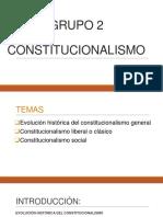 EXPOSICION CONSTITUCIONALISMO