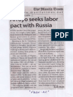 Manila Times, June 10, 2019, Arroyo seeks labor pact with Russia.pdf