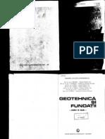 Praileanu - Geotehnica Si Fundatii