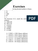 convertion exercises.docx