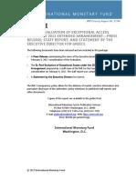 Imf - Greece Ex-post Evaluation Cr1744
