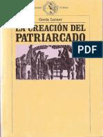 La Creacion Del Patriarcado Gerda Lerner