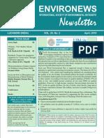 EnviroNews April 2019