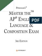 Master AP English Language