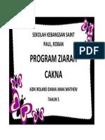 Program Cakna
