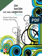 Tecnologias de Informacion en Los Negocios