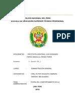 Adminstracion General
