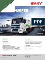 Dump Truck SANY (SYZ324C-8R)180830 - Specification.pdf