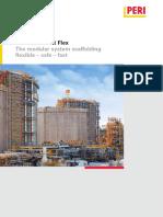 PERI UP Brochure Rosett Flex 03-2011 (792144)- Shoring Details
