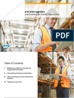 SAP EWM - Building a Platform Strategy for Supply Chain Execution