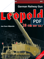 Progres - Armor Photo Gallery #12 - German Railway Gun Leopold