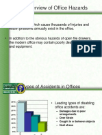 Overview of Office Hazards