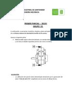 Diseño de planos de un sistema reductor de velocidad