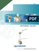 Cryo Ball Valves Brochure