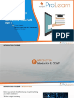 Day 1-Part 2-Introduction to Digital Marketing Day 01