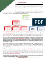 Resumo de Direito Penal Militar