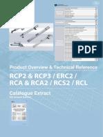 795 IAI RoboCylinder Productoverzicht Lineaire-Actuator en V4