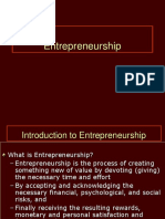 Entrepreneurship Methods Presentation