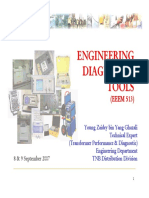 Engineering Diagnostic Tools EEEM 513 - (1) Introduction