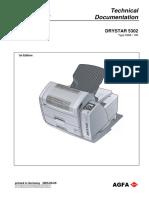 Priner AGFA 5302 Service Manual