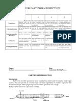 Earthworm Dissection-3rd Quarter.docx