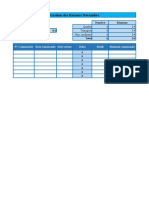 FILIM Excel Validation de Donnees