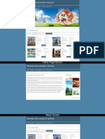 Property Management System PHP Screens