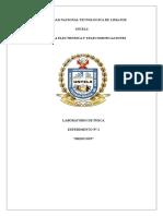Informe Física 1.1