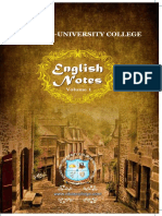 PUC Vikas Booklet English I 17