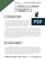 II Bim - 4to. Año - h.u - Guía 3 - Los Eeuu Siglo Xix
