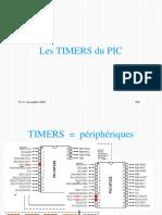 Cours résumé sur les Timers du PIC  ( PIC18F252 et autres)