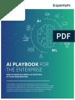 AI Playbook for the Enterprise - Quantiphi_FINAL