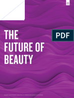 Nielsen 2018 the Future of Beauty Report