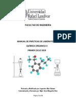 Manual de Laboratorio Química Orgánica II 2019 (final con planificación).pdf