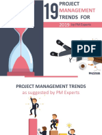 19 Project Management Trends for 2019 By PM Experts