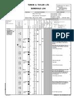 Borehole 6099 Rep01