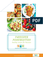 HFN Passover Cookbook