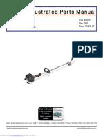 Tph260pf Parts Manual