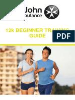 12k Beginner Training Guide