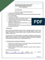 AA3 - Sostener Una Conversación en Inglés Sobre Experiencias Laborales