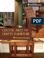 (Popular Woodworking) Robert W. Lang-Classic Arts and Crafts Furniture_ 14 Timeless Designs-Popular Woodworking Books (2013)