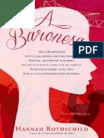 A Baronesa(Oficial) - Hannah Rothschild.epub