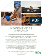 Movement as Medicine - UpDog Yoga