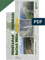 Pemetaan Partisipatif Batas Desa