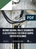 Informe Nacional PCB IDEAM