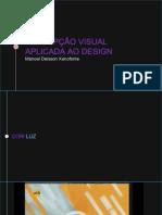 Percepção Visual AULA 5 - Cor